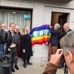 Opening 'Warmste Huis' voor erkende vluchtelingen in Sint-Niklaas